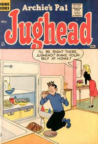 Cover Thumbnail for Archie's Pal Jughead (Archie, 1949 series) #67