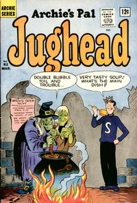 Cover Thumbnail for Archie's Pal Jughead (Archie, 1949 series) #82
