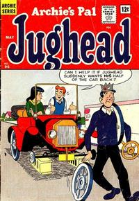 Cover Thumbnail for Archie's Pal Jughead (Archie, 1949 series) #96