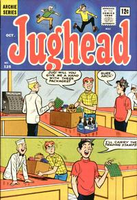 Cover for Archie's Pal Jughead (1949 series) #125