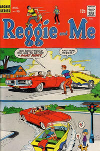 Cover Thumbnail for Reggie and Me (Archie, 1966 series) #25