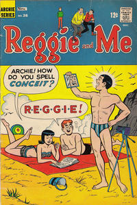 Cover Thumbnail for Reggie and Me (Archie, 1966 series) #26