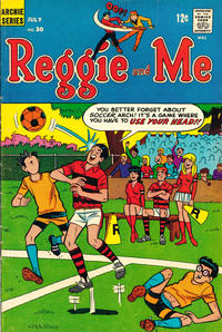 Cover Thumbnail for Reggie and Me (Archie, 1966 series) #30