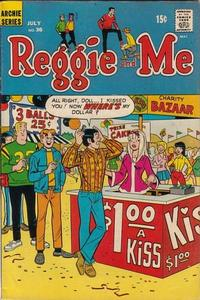Cover Thumbnail for Reggie and Me (Archie, 1966 series) #36