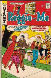Cover Thumbnail for Reggie and Me (Archie, 1966 series) #53