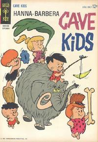 Cover Thumbnail for Cave Kids (Western, 1963 series) #6