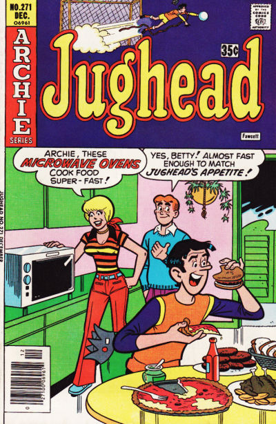 Cover for Jughead (1965 series) #271