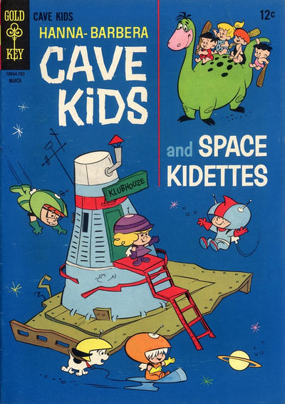 Cover for Cave Kids (Western, 1963 series) #16