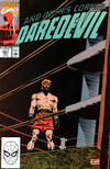 Cover for Daredevil (Marvel, 1964 series) #287 [Direct Edition]