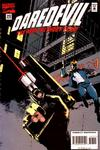 Cover for Daredevil (Marvel, 1964 series) #343 [Direct Edition]