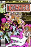 Cover for Dazzler (Marvel, 1981 series) #2