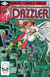 Cover for Dazzler (Marvel, 1981 series) #17