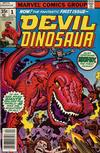 Cover for Devil Dinosaur (Marvel, 1978 series) #1