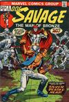 Cover for Doc Savage (Marvel, 1972 series) #3