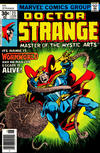 Cover Thumbnail for Doctor Strange (1974 series) #23 [30 cent cover]