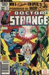Cover for Doctor Strange (Marvel, 1974 series) #51 [Newsstand Edition]