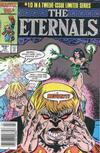 Cover Thumbnail for Eternals (1985 series) #10 [Canadian Newsstand Edition]
