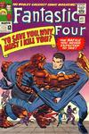Cover for Fantastic Four (Marvel, 1961 series) #42