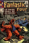 Cover for Fantastic Four (Marvel, 1961 series) #43