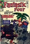 Cover for Fantastic Four (Marvel, 1961 series) #44