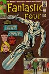 Cover for Fantastic Four (Marvel, 1961 series) #50 [Regular Edition]