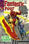 Cover for Fantastic Four (Marvel, 1961 series) #69