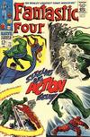Cover for Fantastic Four (Marvel, 1961 series) #71