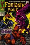 Cover for Fantastic Four (Marvel, 1961 series) #76