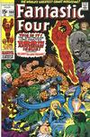 Cover for Fantastic Four (Marvel, 1961 series) #100 [Regular Edition]