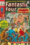 Cover for Fantastic Four (Marvel, 1961 series) #102 [Regular Edition]