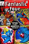 Cover for Fantastic Four (Marvel, 1961 series) #106 [Regular Edition]