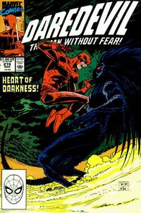 Cover Thumbnail for Daredevil (Marvel, 1964 series) #278 [Direct Edition]