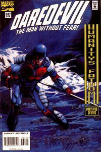 Cover Thumbnail for Daredevil (Marvel, 1964 series) #337 [Direct Edition]