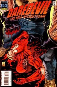 Cover Thumbnail for Daredevil (Marvel, 1964 series) #346 [Direct Edition]