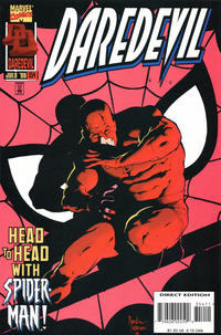 Cover Thumbnail for Daredevil (Marvel, 1964 series) #354 [Direct Edition]