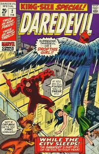 Cover Thumbnail for Daredevil Annual (Marvel, 1967 series) #2