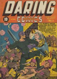 Cover Thumbnail for Daring Mystery Comics (Marvel, 1940 series) #3