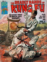 Cover Thumbnail for The Deadly Hands of Kung Fu (Marvel, 1974 series) #21