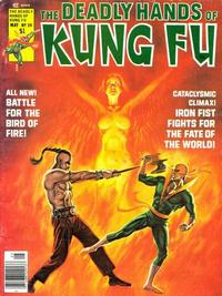 Cover Thumbnail for The Deadly Hands of Kung Fu (Marvel, 1974 series) #24