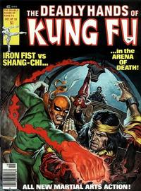 Cover Thumbnail for The Deadly Hands of Kung Fu (Marvel, 1974 series) #29