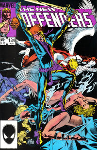 Cover Thumbnail for The Defenders (Marvel, 1972 series) #134