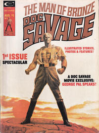 Cover Thumbnail for Doc Savage (Marvel, 1975 series) #1