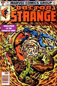 Cover Thumbnail for Doctor Strange (Marvel, 1974 series) #41