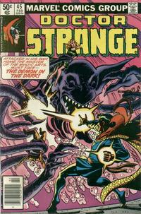 Cover Thumbnail for Doctor Strange (Marvel, 1974 series) #45