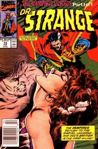 Cover Thumbnail for Doctor Strange, Sorcerer Supreme (Marvel, 1988 series) #14