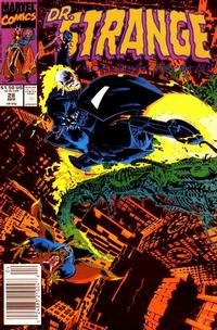 Cover Thumbnail for Doctor Strange, Sorcerer Supreme (Marvel, 1988 series) #28