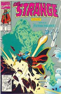 Cover Thumbnail for Doctor Strange, Sorcerer Supreme (Marvel, 1988 series) #37