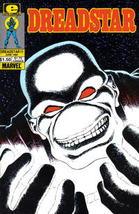 Cover Thumbnail for Dreadstar (Marvel, 1982 series) #11