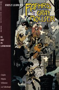 Cover Thumbnail for Fafhrd and the Gray Mouser (Marvel, 1990 series) #1
