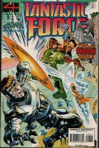 Cover Thumbnail for Fantastic Force (Marvel, 1994 series) #8